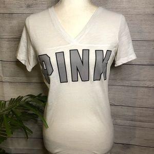Victoria's Secret Pink | V-Neck Tee
